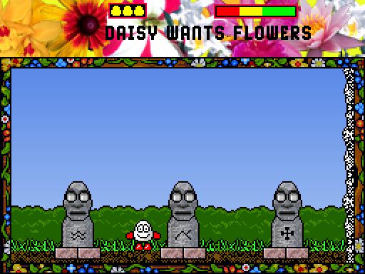 A garden of statues