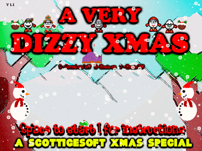 A very Dizzy Christmas