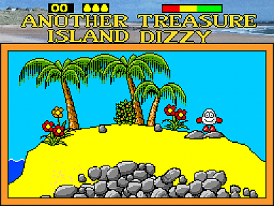Another Treasure Island Dizzy