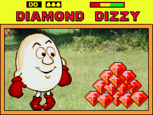 Diamond Dizzy