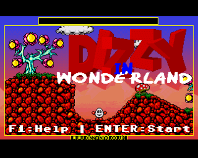 Dizzy in Wonderland