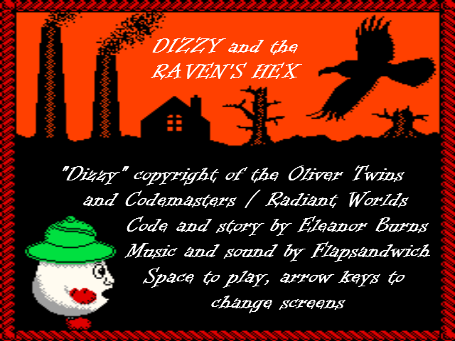 Dizzy and the Raven's Hex