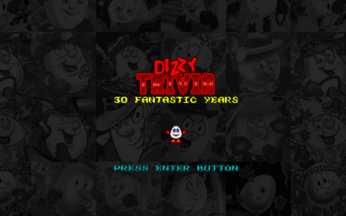 Dizzy Trivia - 30 Fantastic Years