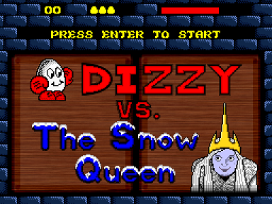 Dizzy vs. The Snow Queen