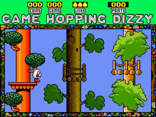 Game Hopping Dizzy
