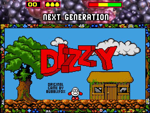 Next Generation Dizzy