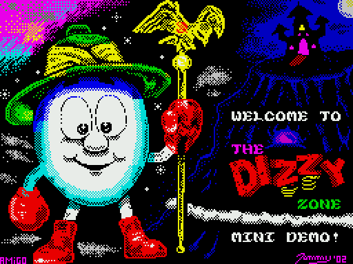 The Dizzy Zone